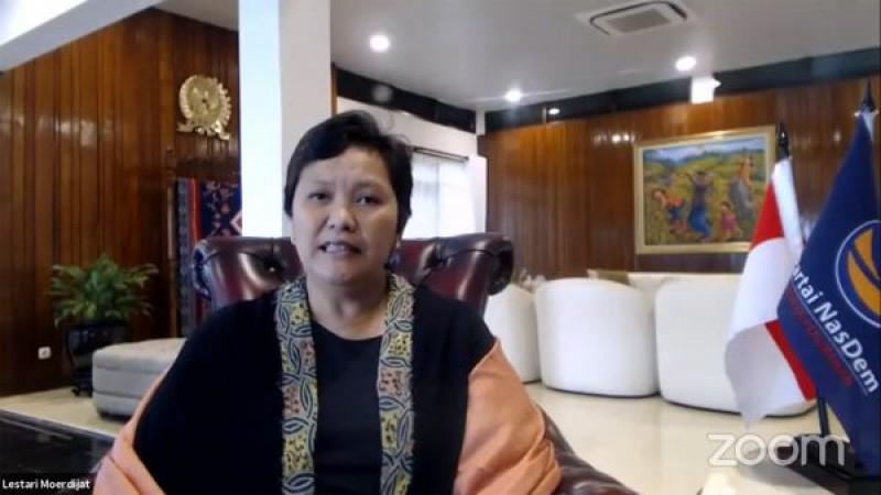 Lestari Moerdijat Ingatkan Paket Obat Gratis Harus Tepat Sasaran