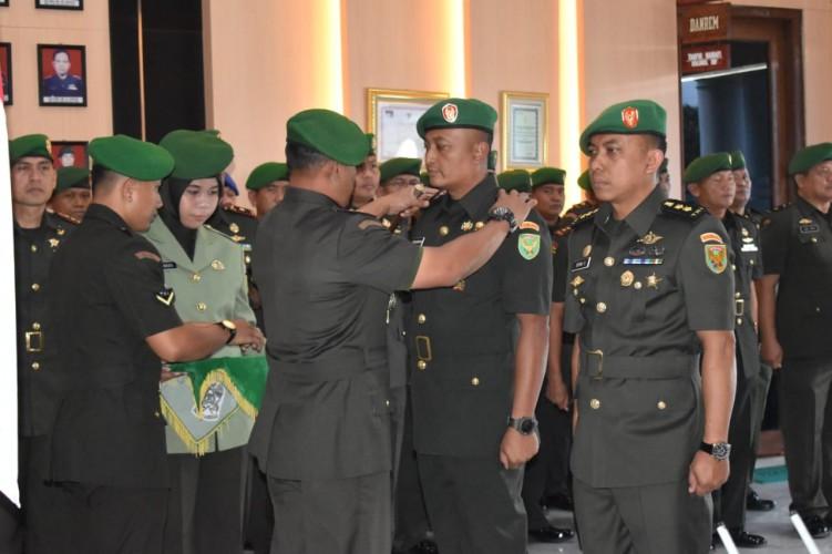 Letkol Czi Beni Setiawan Resmi Jabat Dandim 0422 Lambar