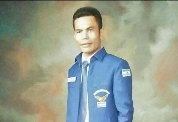 Lewat Partai Demokrat Donal Haris Sihotang Nyaleg di Bandar Lampung