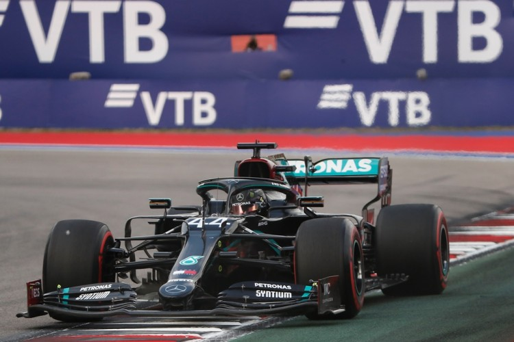 Lewis Hamilton Jadi Juara F1GP Spanyol
