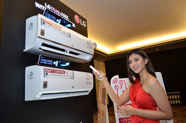 LG Targetkan Kuasai 69% Pasar AC Inverter Indonesia pada 2019