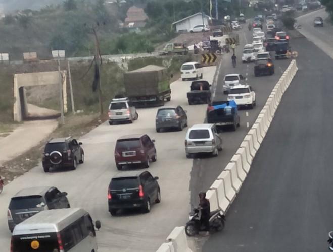 Libur Nataru, 81.276 Kendaraan Memasuki Lampung