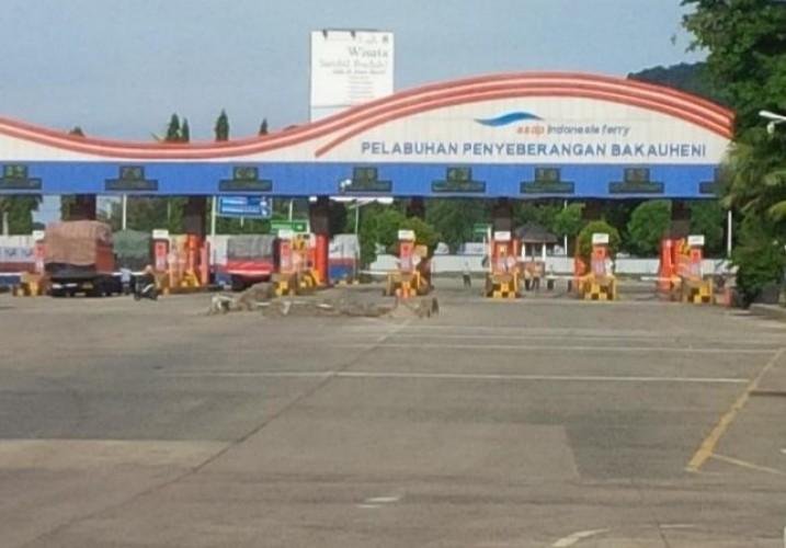 Libur Panjang, 23.280 Kendaraan Masuk Lampung Melalui Pelabuhan Bakauheni