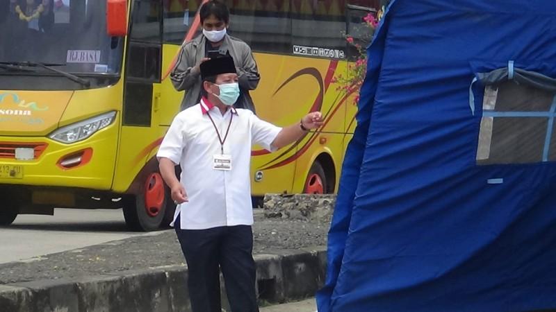 Libur Panjang, Bandar Lampung Siapkan 5.000 Alat Tes Rapid untuk Pendatang