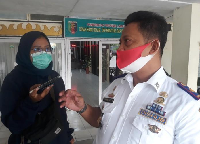 Libur Panjang, Dishub Lampung Memprediksi Arus Penumpang Meningkat Hingga 10%