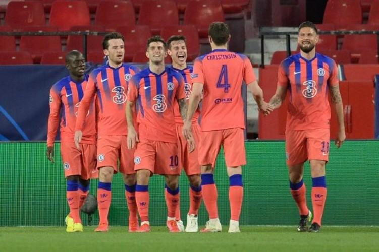 Liga Champions: Chelsea Bungkam Porto 2-0
