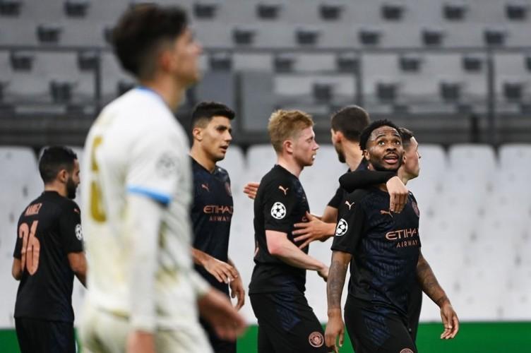 Liga Champions: Manchester City Pecundangi Olympique Marseille