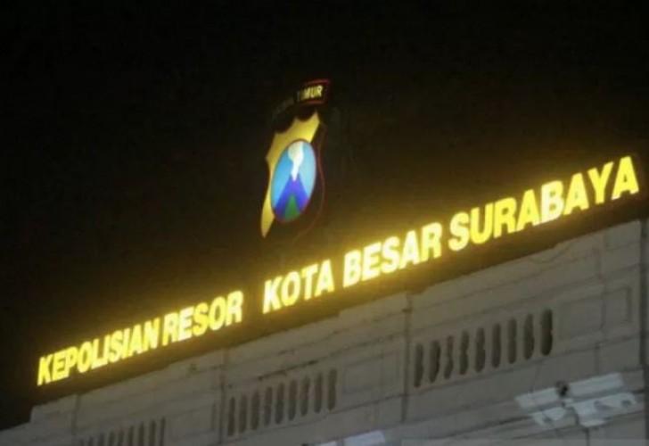 Lima Anggota Polrestabes Surabaya Ditangkap Saat Pesta Sabu