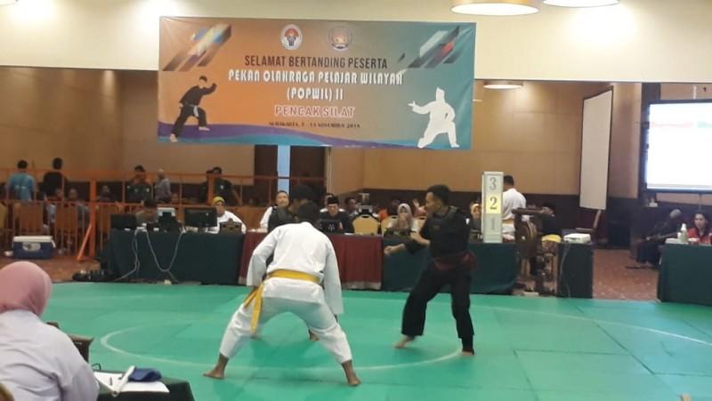 Lima atlet Raih Tiket Popnas Papua 2019