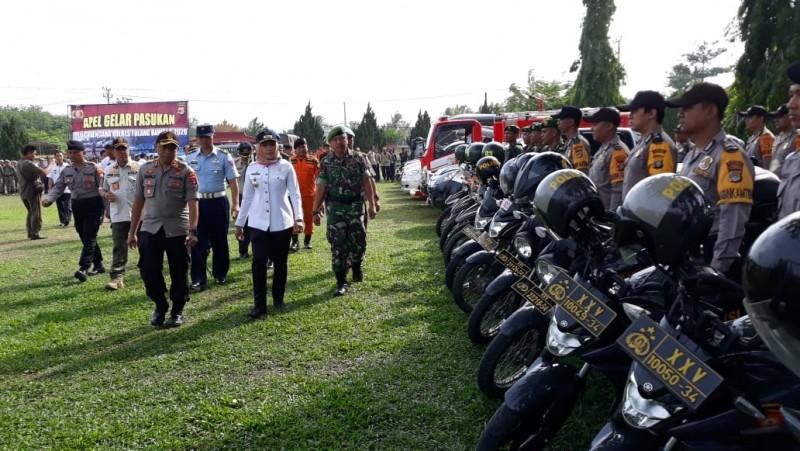 Lima Kecamatan di Kabupaten Tulangbawang Rawan Bencana