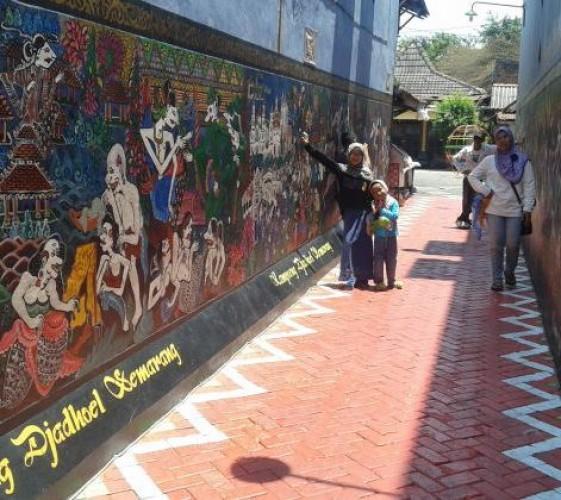 Lima Motif Batik Paling Populer di Indonesia