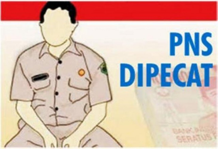 Lima PNS Koruptor di Lamtim Dipecat dengan Tidak Hormat