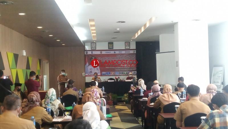 Lima Puskesmas Jadi Pendorong Bandar Lampung Capai HCF