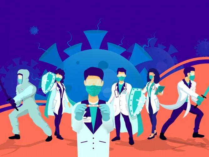 Lima Tenaga Kesehatan di Probolinggo Terpapar Covid-19