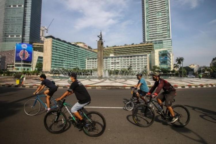Lima Tips Aman dari Begal Saat Bersepeda