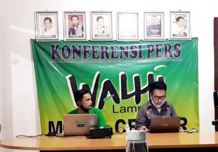 Lindungi Sektor Pesisir dan Pulau Kecil di Lampung