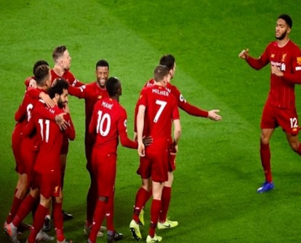 Liverpool Dekati Rekor Kandang Liga Inggris