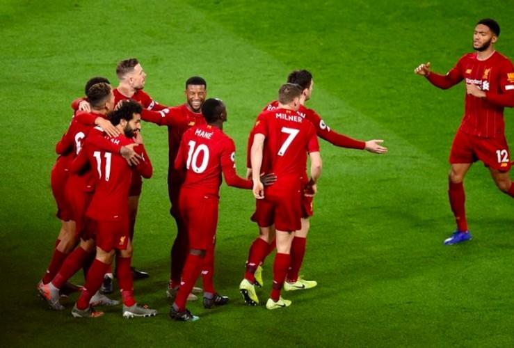 Liverpool Juara Liga Primer Inggris