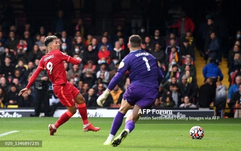 Liverpool 'Makan' Watford Lima Gol Tanpa Balas