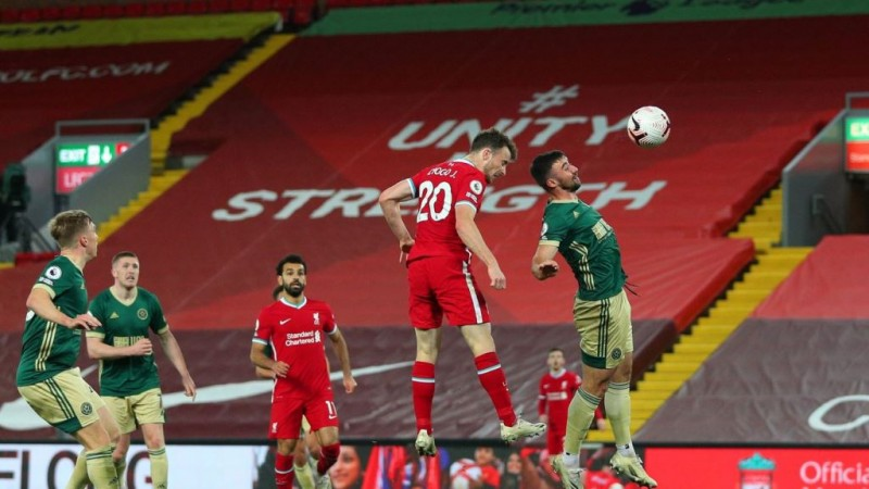 Liverpool Menang Tipis 2-1 Saat Menjamu The Blades