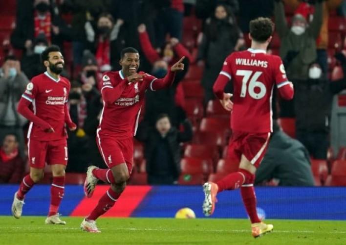 Liverpool Pesta Gol ke Gawang Wolverhampton