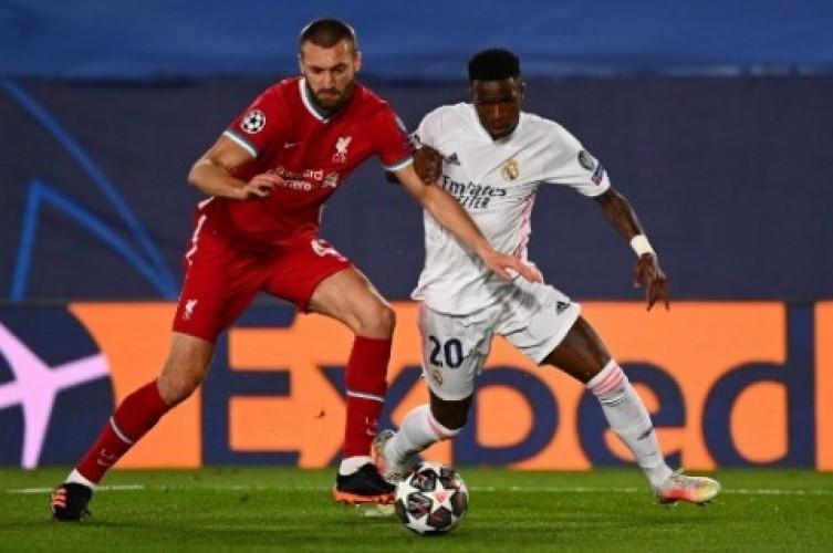 Liverpool Tak Berdaya di Kandang Real Madrid