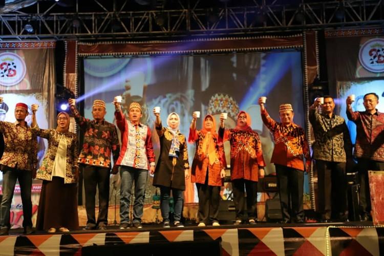 Liwa Fair Ajang Edukasi Bagi Lambar