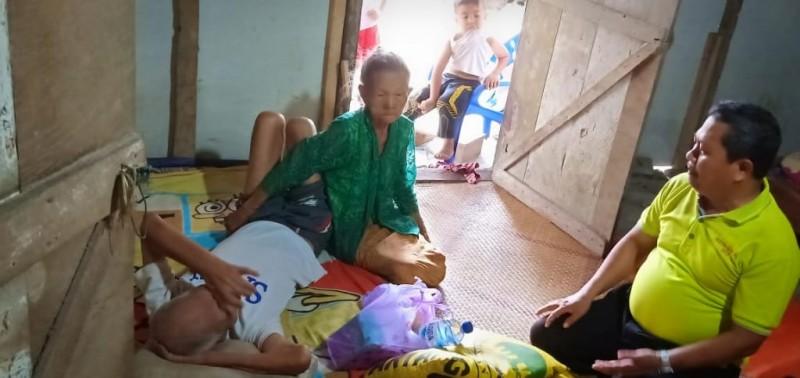 LKS Bina Sejahtera Bantu 40 Lansia Melalui Perawatan Sosial Lansia