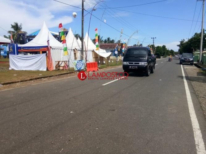 Lokasi Krui Fair 2019 Dinilai Tak Strategis