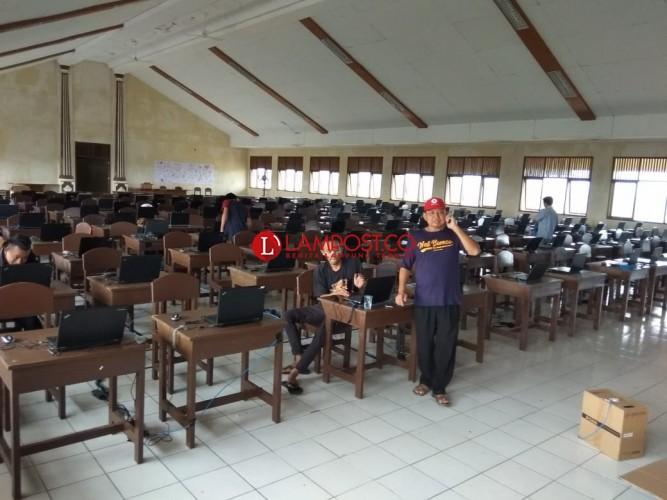 Lokasi Tes CPNS Pringsewu di SMK Yadika Pagelaran