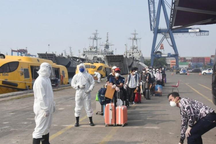 LPSK Siap Lindungi ABK WNI Korban Perdagangan Orang