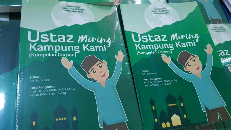 LTN PWNU Terbitkan Buku Ustaz Miring Kampung Kami