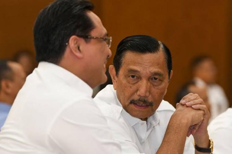 Luhut Sebut Tiga Penanganan Covid-19 di Indonesia Merujuk Masukan Epidemiolog
