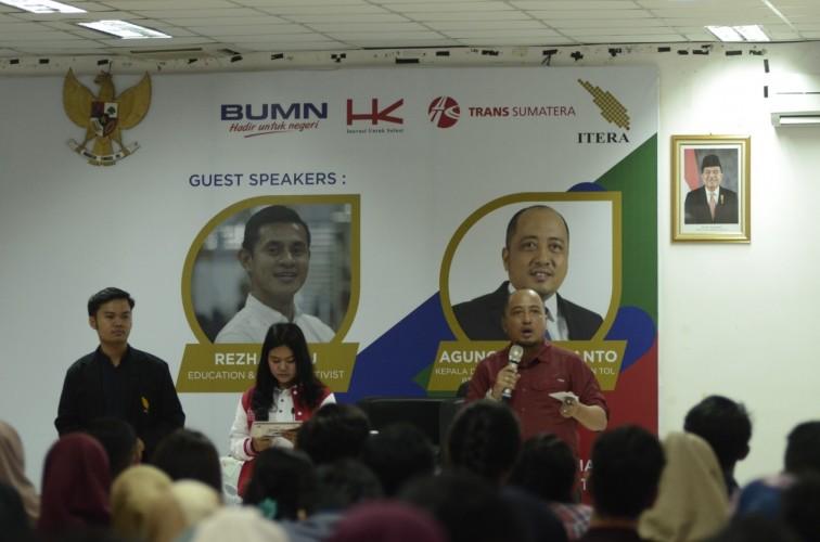 Lulusan Perguruan Tinggi Sumatera Jadi Prioritas SDM Hutama Karya