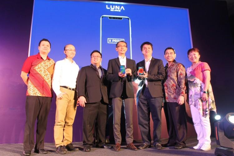 Luna X Prime Resmi Masuk Pasar Indonesia
