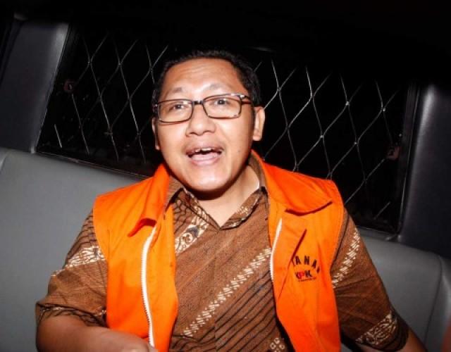 MA Potong 6 Tahun Hukuman Anas, KPK Angkat Tangan