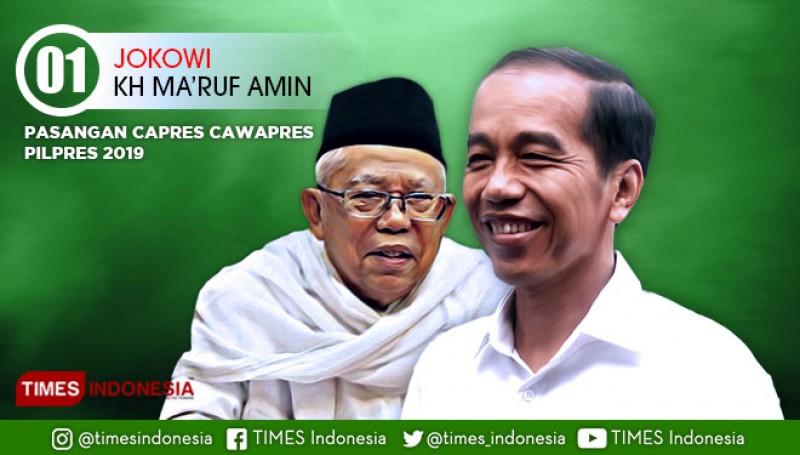 Ma'ruf Amin Siap Hadapi Debat Pilpres