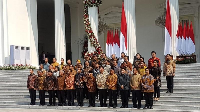 Ma'ruf Sebut Presiden Tidak Puas dengan Kabinet Indonesia Maju