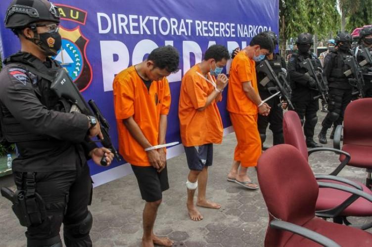 Mabes Polri: Perwira yang Terlibat Narkoba akan Dihukum Mati