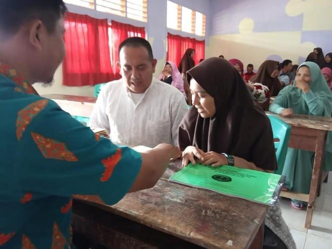 Madrasah Aliyah Bimbing Pendaftar SNMPTN Memilih Jurusan