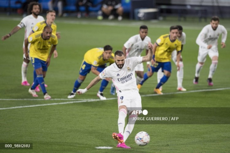 Madrid Menang 3-0, Ini Hasil Lengkap Liga Spanyol Semalam