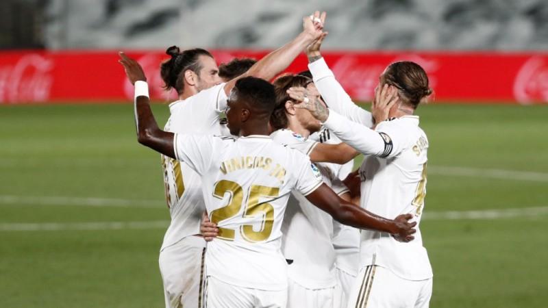 Madrid Pimpin Klasmen Usai Gilas Mallorca
