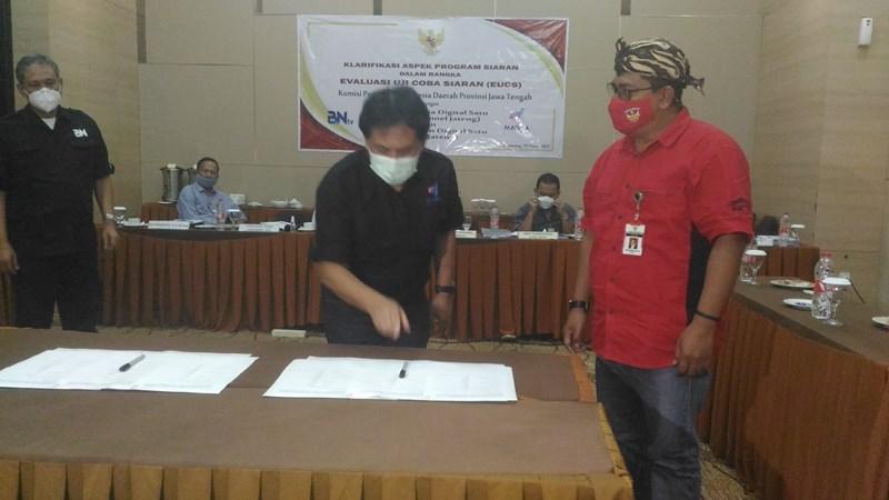 Magna Channel Siap Bersaing dengan Stasiun TV di Jawa Tengah