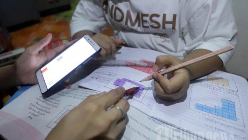 Mahasiswa di Lampung Mulai Terima Bantuan Subsidi Kuota Internet