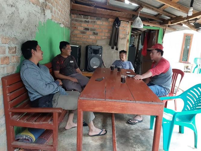 Mahasiswa KKN Unila Gali Potensi Desa Sidokayo