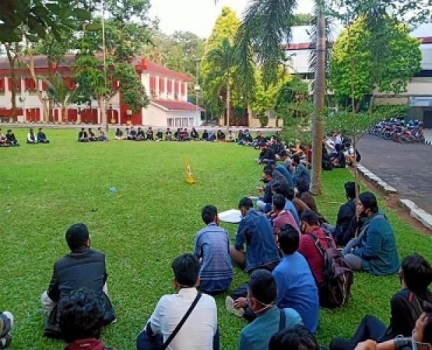 Mahasiswa Lampung Memanggil Siapkan Aksi Tolak Omnibus Law