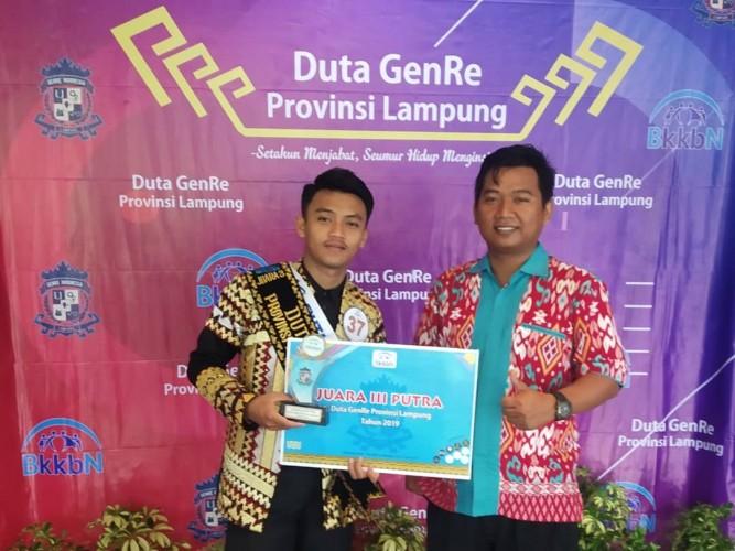 Mahasiswa STIT Pringsewu Raih Juara 3 di Ajang Pemilihan Duta GenRe