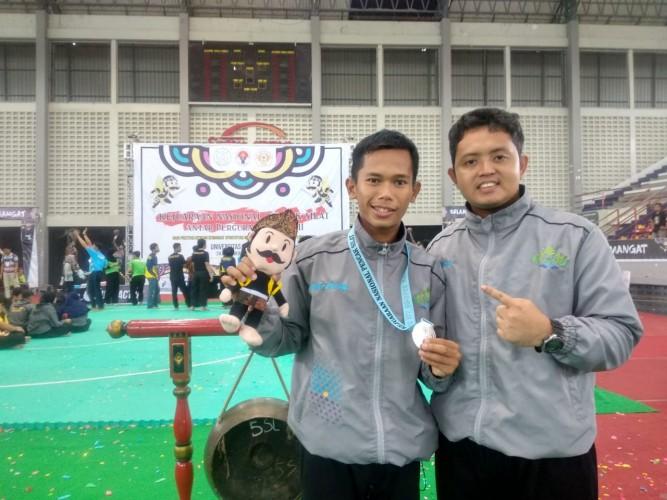 Mahasiswa UIN Raih Medali Perak pada Kejurnas Antar Perguruan Tinggi Se-Indonesia