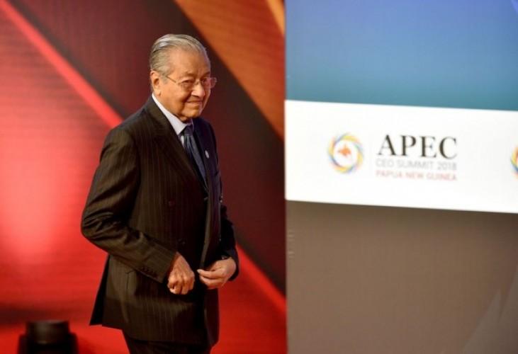 Mahathir Mohamad Mulai Digoyang