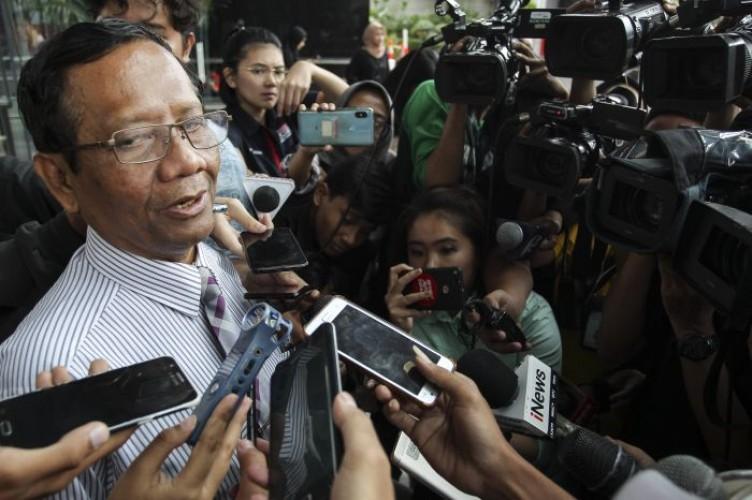 Mahfud MD : Keputusan MK Sudah Final dan Mengikat
